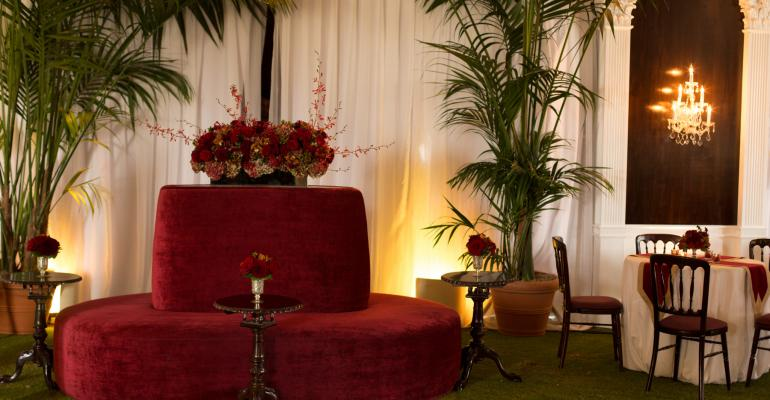 Sugar, Sugar: Merryl Brown Events Creates a Chic Sugar Plantation Party