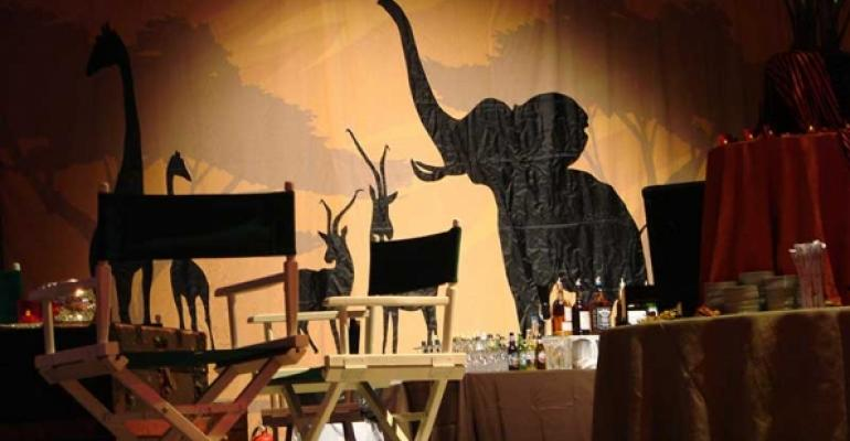 Stylish Safari: Future Affairs Productions Takes Gala Guests to the Serengeti