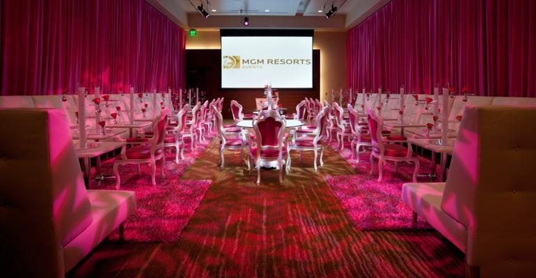 MGM Magic: MGM Resorts Gives Insider Event Tour at Latest TSE 'Spin' Session