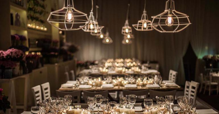 Urban Romantic: KBY Designs Gives an Industrial Edge to a Vintage Wedding