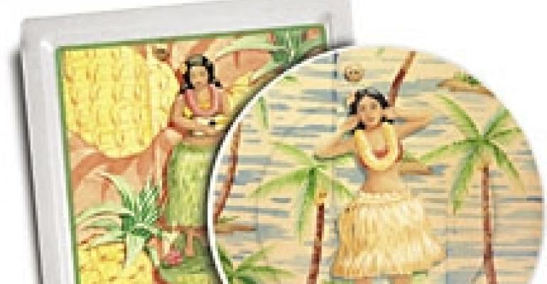 CONFETTI: HULA PLATES ARE HIP