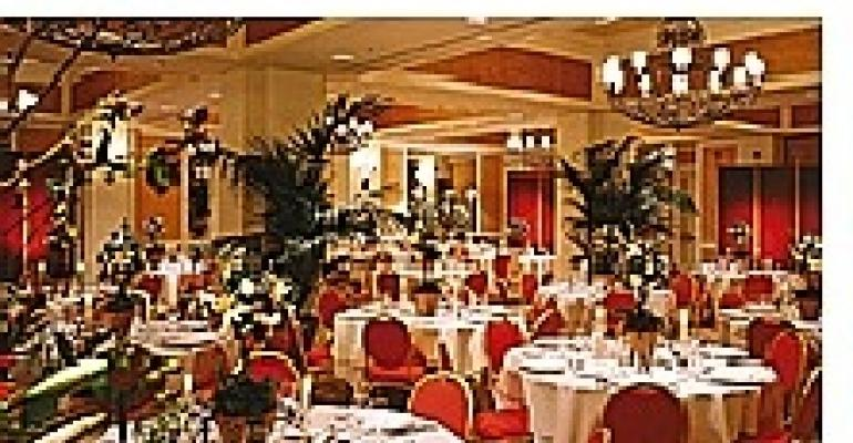 Hotels make room for special events