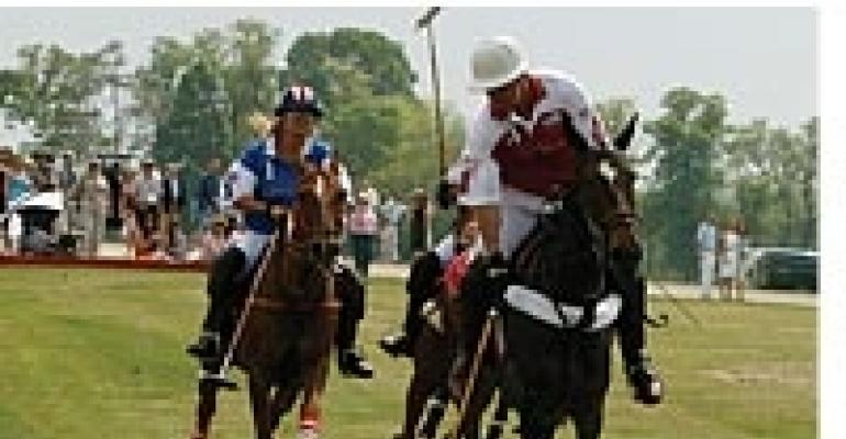 Cup of Polo Event is Horseplay