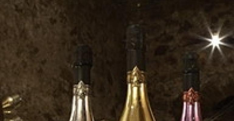 Stylin' Champagne