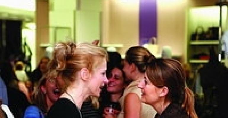 Guests Shop, Talk at Saks Fifth Avenue Events