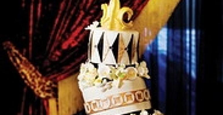 Sonia Sharma Creates a Royal Sweet 16