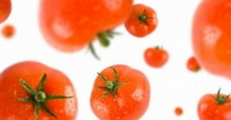 Tomatoes Pulled from Menus in Wake of Illness