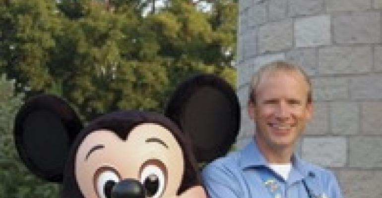 Guest Room: Disney's David DeLoach of Mouse and Man