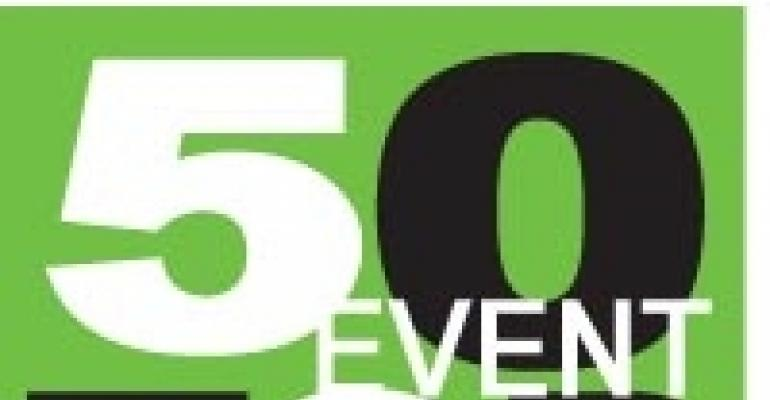 "Respondents Optimistic in Special Events' ""50 Top"" List"
