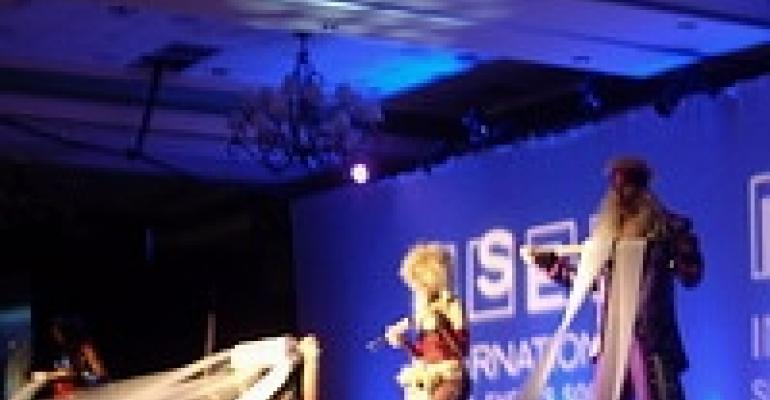 Esprit Awards Highlight ISES Eventworld 2008