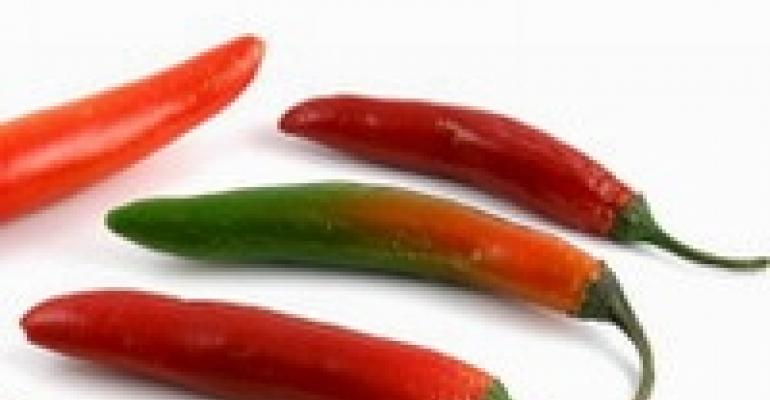 Mexican Serrano Peppers Added to FDA Warning List