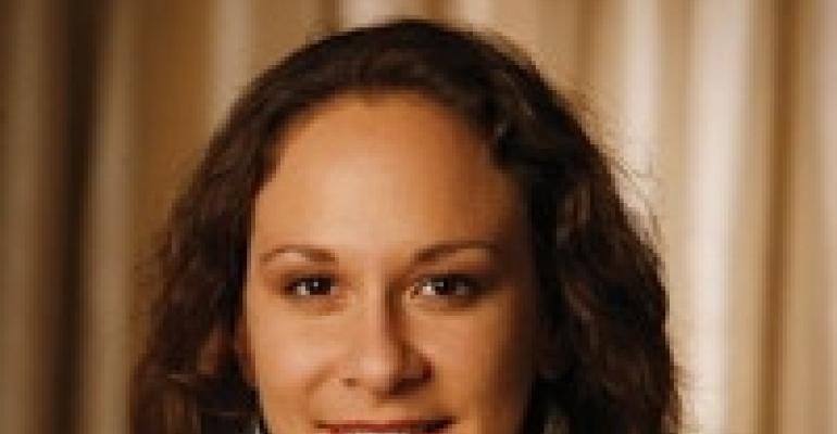 Antonia Keller Blends Food and Fundraising