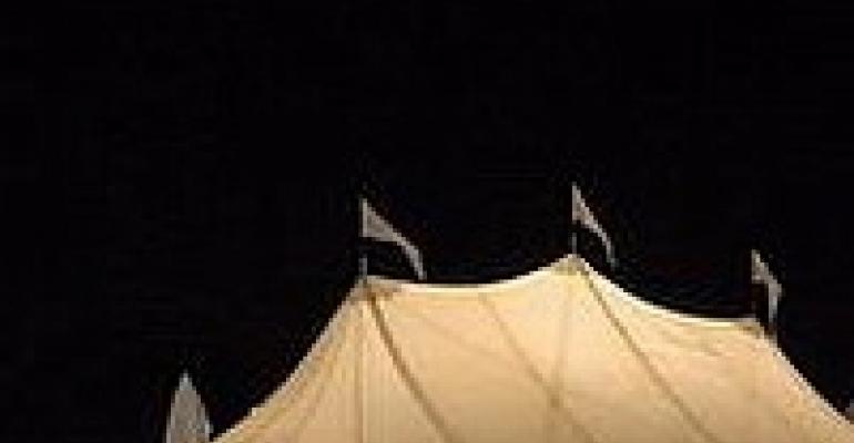 Aztec Offers New Sailcloth Tents
