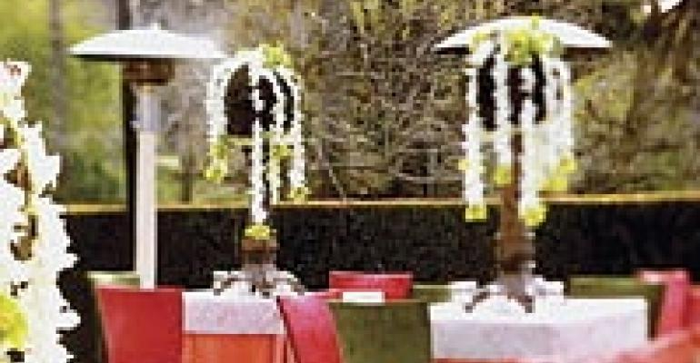 Event Decor for Outdoor Events