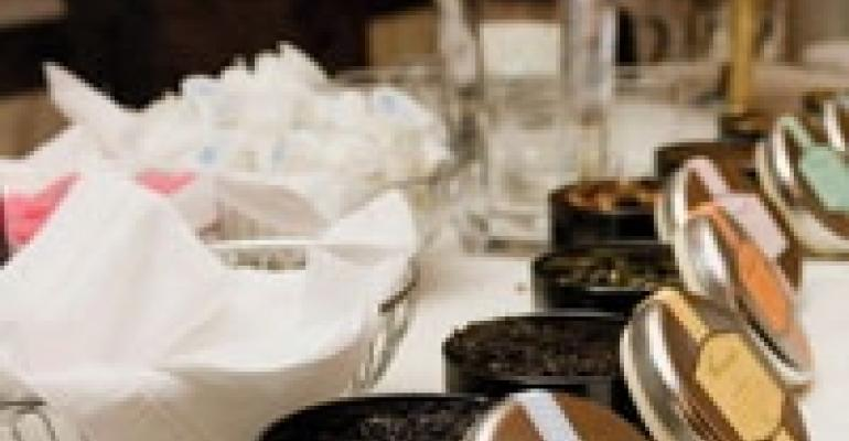 Portsmouth Tea offers Tea Sampling for Events