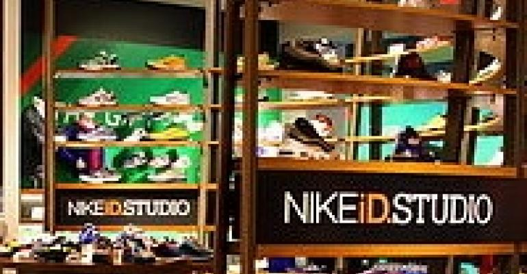 Nike Stores Offer Event Space