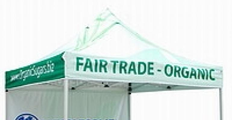 Graphic Tents Offered by Instant Displays