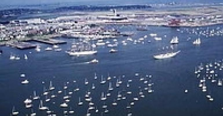 Sail Boston Wins Funding for Tall Ships Event
