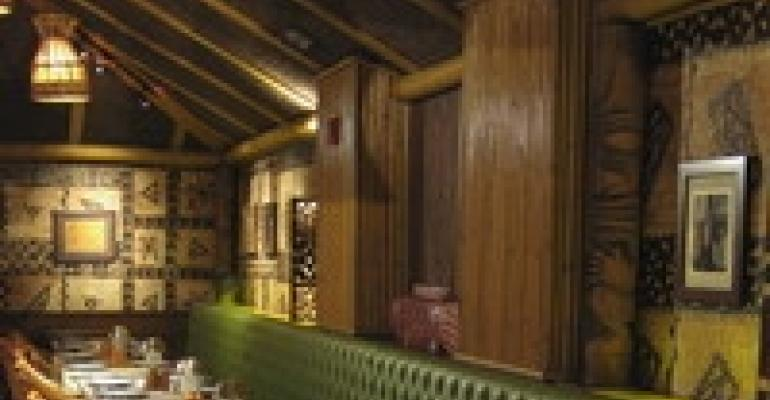 Trader Vic's Debuts at L.A. Live