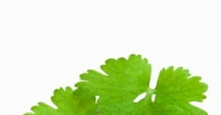 FDA Announces Cilantro Recall in Texas