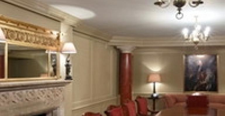 London's Hazlitt's Hotel Debuts Intimate Meeting Room