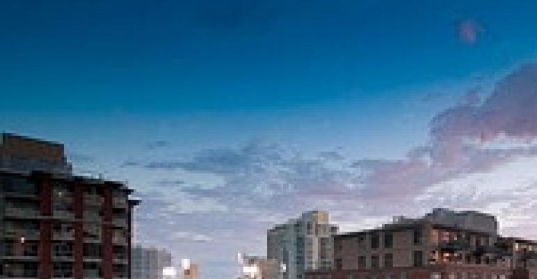 Eco-friendly Hotel Indigo Opens in San Diego