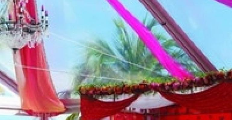 Weddings with India's Traditions Offer Regal, Rich Look