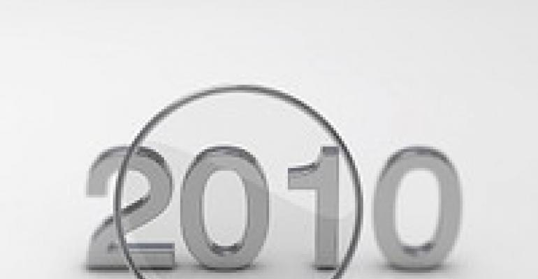 Event Pros See Brighter Forecast for 2010, Special Events Survey Says