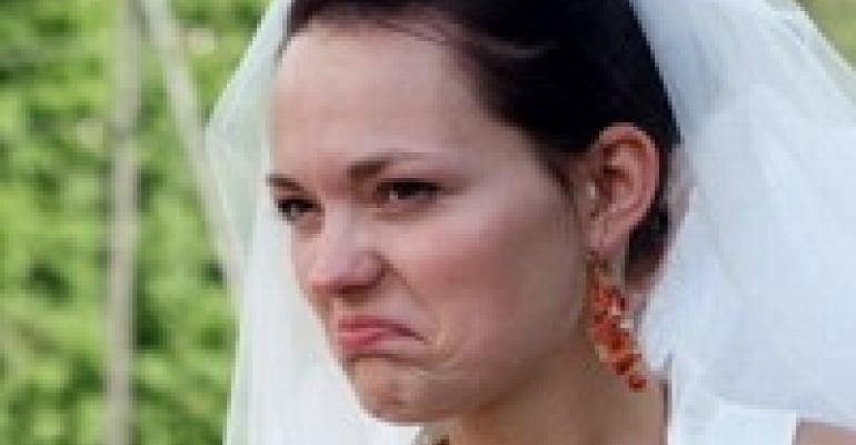 Wedding Planners Battle Price-Shopping Brides