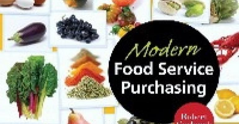 Foodservice Purchasing Book, Tent Anchors, Centerpieces for Rent