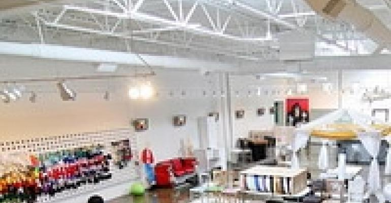 Party Rental Companies Innovate with Their Showroom and Warehouse Space