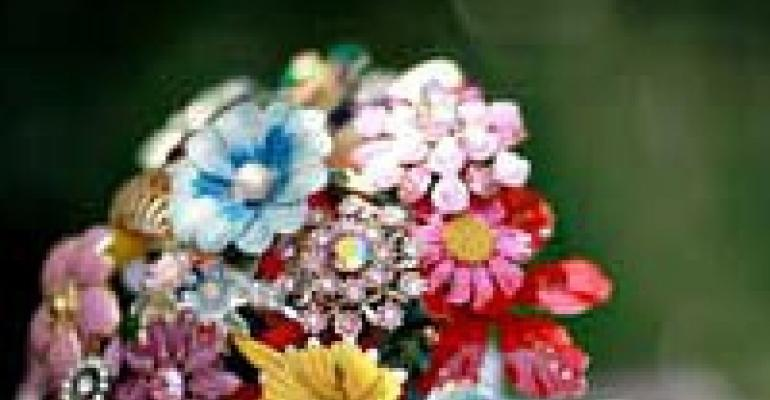 Brooch Bouquets are Heirloom Blooms