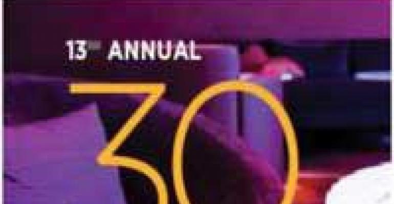 13th Annual 30 Top Event Rental Companies