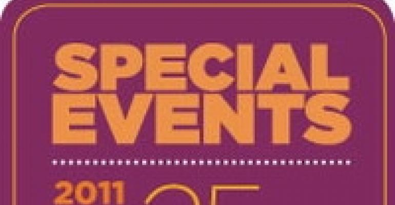 4th Annual Edition of the Special Events' 25 Great, Big Caterers