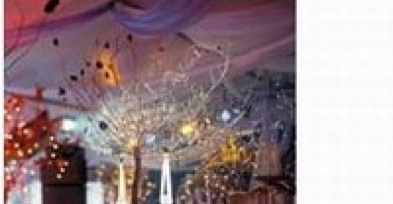 Lena Malouf's New Book, Truffle Wedding Cakes, Cordless Catering Light