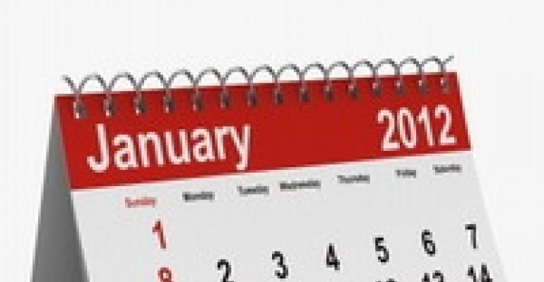Corporate Event Forecast Brighter for 2012, Special Events Survey Says