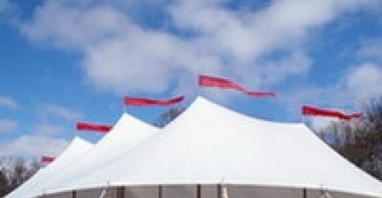 New Aztec Tent, Ice Bars, Free Event App