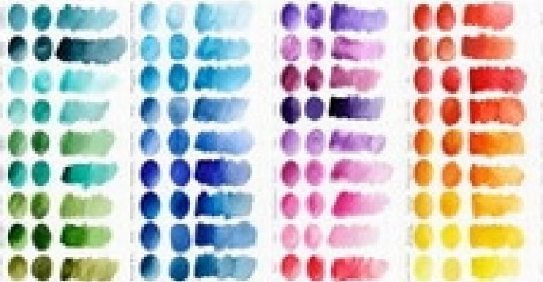 Special Event Pros Forecast Color Trends for 2011-2012