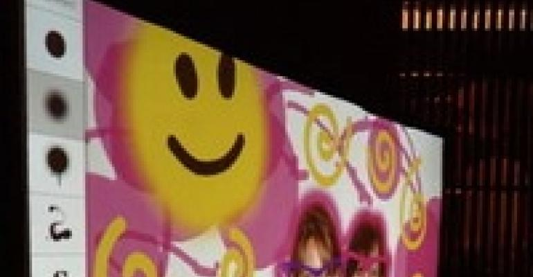 New Digital Graffiti Wall, Linen Truck Covers, Event Management Software