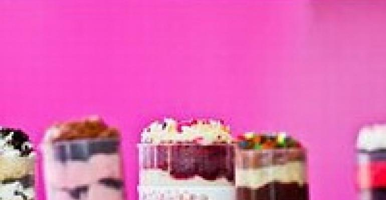 Cake Shooters, Instant Camera, 'Juice Bar' Charging Station
