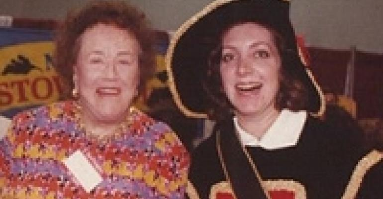 Honor Julia Child's 100th on Pinterest; MPI, PCMA Urge Action on Budget Threat