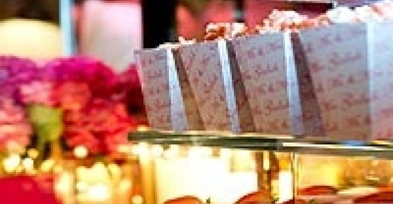 Caterers Dish on Dessert Trends