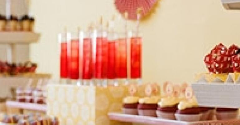 The Sweet Life: Great Ideas for Event Dessert Buffets