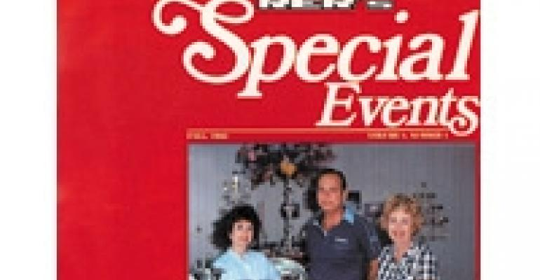 Where Were You in '82? Special Events Readers Share Career Stories