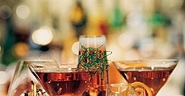 Old School Cool: Retro Cocktails Rock Special Events