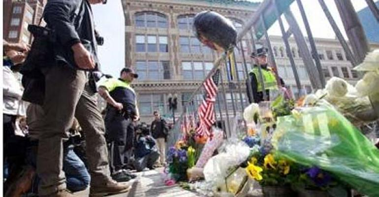 Medical Meeting and Boston Stand Tall in Face of Bombings