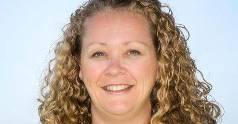 Sarah Cardenas is the new group sales manager at the Naples Beach Hotel