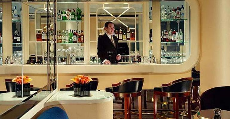 The American Bar at Fairmont39s The Savoy Hotel in London which will serve the Great Goodwood Punch this summer