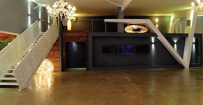 News from Unici Casa, Rooftop at Nomad Hotel, Wyndham Grand Orlando Resort