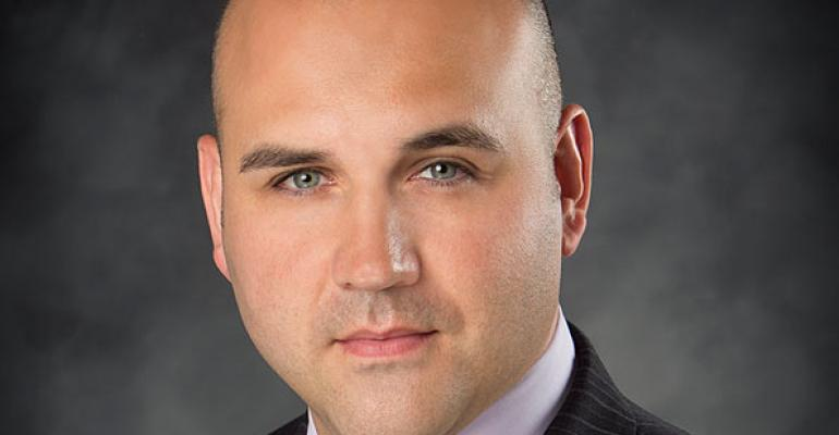Christopher Pageaud joins the Fairmont San Jose as food and beverage director